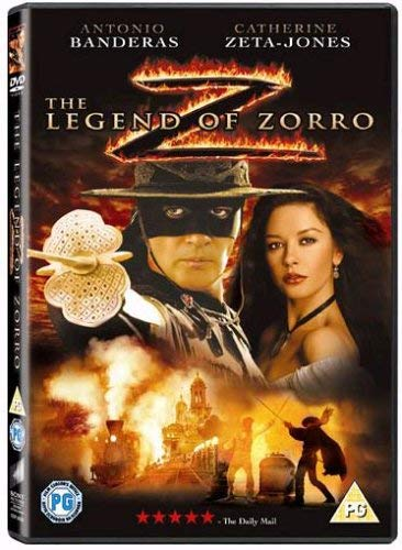 Legend of Zorro, The / Легенда Зорро (2005)