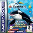 SeaWorld Adventure Parks: Shamu's Deep Sea Adventures (Game Boy Advance)