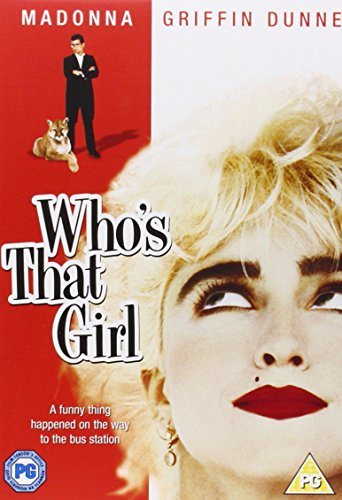 Who's that girl / Кто эта девушка (1987)