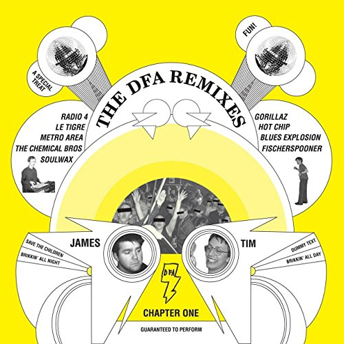 DFA Remixes Vol. 1