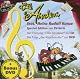 Little Amadeus - Der Titelsong (CD + DVD)