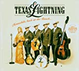 CD-Cover: Texas Lightning - Meanwhile back at the ranch