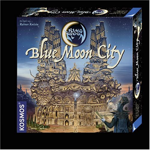 Knizia, Reiner - Blue Moon City