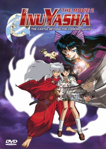 inuyasha the movie 2 the castle beyond the looking glass