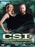 CSI: Crime Scene Investigation - Season 5 / Box-Set 1 (3 DVDs)