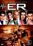 E.R. - Emergency Room Staffel  6 (3 DVDs)