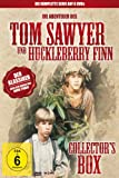 Tom Sawyer & Huckleberry Finn - Box