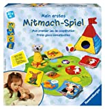 Kinderspiele: Ravensburger ministeps 04621 - Mein erstes Mitmach-Spiel
