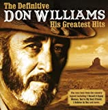 album art to The Definitive Don Williams: His Greatest Hits