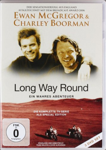 Long Way Round (Special Edition)