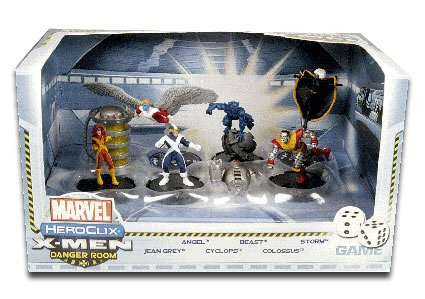 Wizkids - Marvel HeroClix - X-Men Danger Room