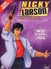 Télécharger sur eMule Nicky Larson (City Hunter) - VF/VOSTFR
