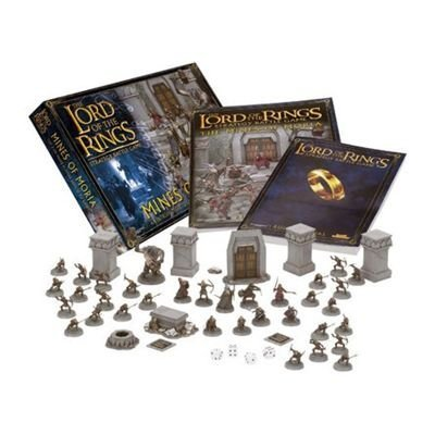 Games Workshop - Die Minen von Moria (Herr der Ringe Tabletop . Starter-Set)