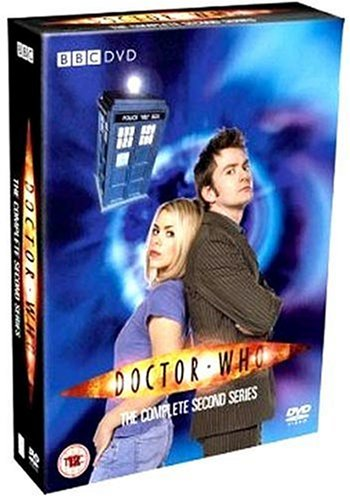 Who S2 DVD cover