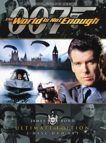 a comprehensive movie analysis of the world is not enough by michael apted James bond movie list a listing of the official james bond films the world is not enough (1999) 128 minutes—starring pierce brosnan directed by michael apted opening theme music performed by garbage die another day (2002) 133 minutes.