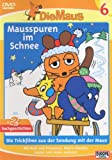 Die Maus  6 - Mausspuren im Schnee