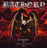 album art to In Memory of Quorthon, Volume I