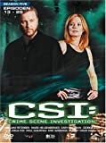 CSI: Crime Scene Investigation - Season 5 / Box-Set 2 (3 DVDs)