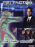 PSI Factor - Chroniken des Paranormalen, Staffel 3 (5 DVDs)
