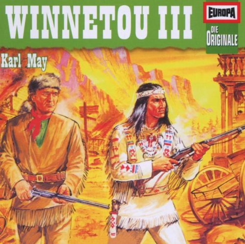 May, Karl - Winnetou III (Europa-Originale 29)