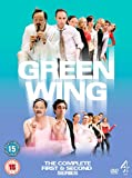 Green Wing - The Complete First & Second Series (DVD)