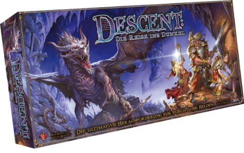 Wilson, Kevin - Descent: Reise ins Dunkel (Journeys in the Dark)