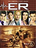 Er: Complete Sixth Season [DVD] [1995] [Region 1] [US Import] [NTSC]