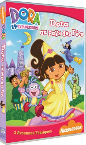 Streaming  Dora l'exploratrice - Vol.10 : Dora au pays des fées