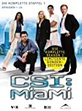 CSI: Miami - Die komplette Season  1 (6 DVDs)
