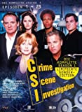 CSI - Die komplette Season 1 (6 DVDs)