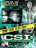 CSI - Crime Scene Investigation - Series 1-5