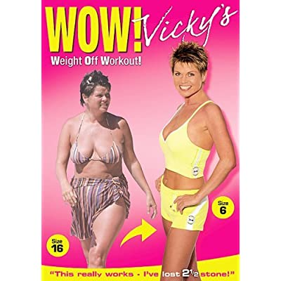 Vicky Entwistle - WOW! - Weight Off Workout! [DVD]