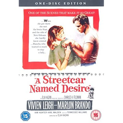an analysis of blanche dubois in a streetcar named desire by tennessee williams As tennessee williams's a streetcar named desire opens in as rachel weisz takes on the role of blanche dubois in the donmar's streetcar a quiz named tennessee.