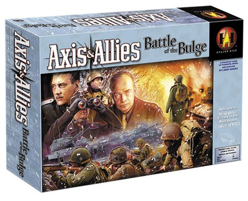 Harris, Lawrence H. / Avalon Hill - Axis & Allies - Battle of the Bulge