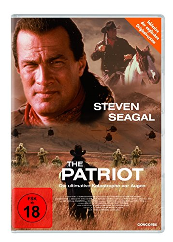 DVD Details: The Patriot - Die ultimative Katastrophe vor Augen