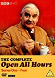 The Complete Open All Hours - Series One - Four (DVD)