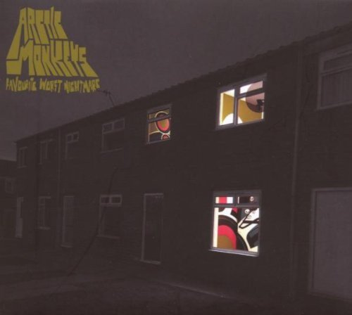Arctic Monkeys, Favourite Worst Nightmare