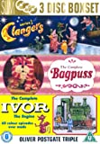 Clangers/Bagpuss/Ivor The Engine