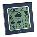 Wetterstationen: TFA 35.5001.IT satellitengesttzte Funkwetterstation Galileo Plus