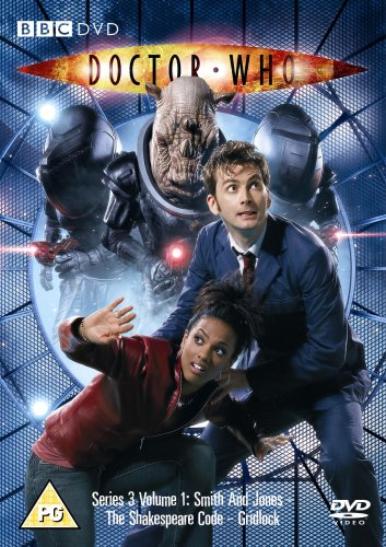 Doctor Who S3 vol 1 cover