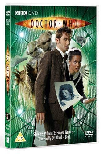 Doctor Who S3 vol 3 cover