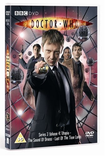 Doctor Who S3 vol 4 cover
