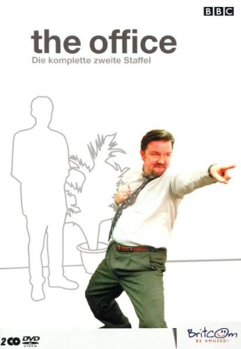 The Office Die komplette zweite Staffel (2 DVDs)