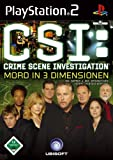 CSI: Mord in 3 Dimensionen (PlayStation 2)