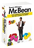 Mr Bean - The Complete Collection Of The Classic TV Series (DVD)