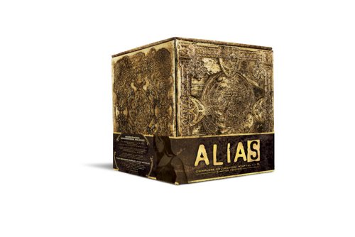 Alias Complete Collection, Staffel 1-5 (Limited Edition, 29 DVDs)