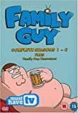 Family Guy Freakin Party Pack - Family Guy Series 1-6 - Complete/Family Guy Presents Stewie Griffin - The Untold Story