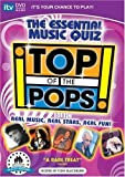 Top Of The Pops - The Essential Music Quiz [Interactive DVD]