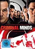 Criminal Minds - Staffel 2 (6 DVDs)