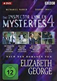 The Inspector Lynley Mysteries - Box 4 (4 DVDs)